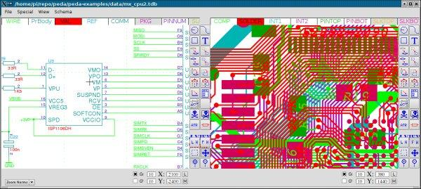 Electronics PCB CAD Design Software